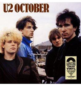 U2 - October (Exclusive Cream Vinyl)