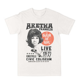 Aretha Franklin / Queen of Soul Tee