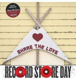 Greg Keelor - Share The Love: Lost Cause Sessions (Record Store Day)