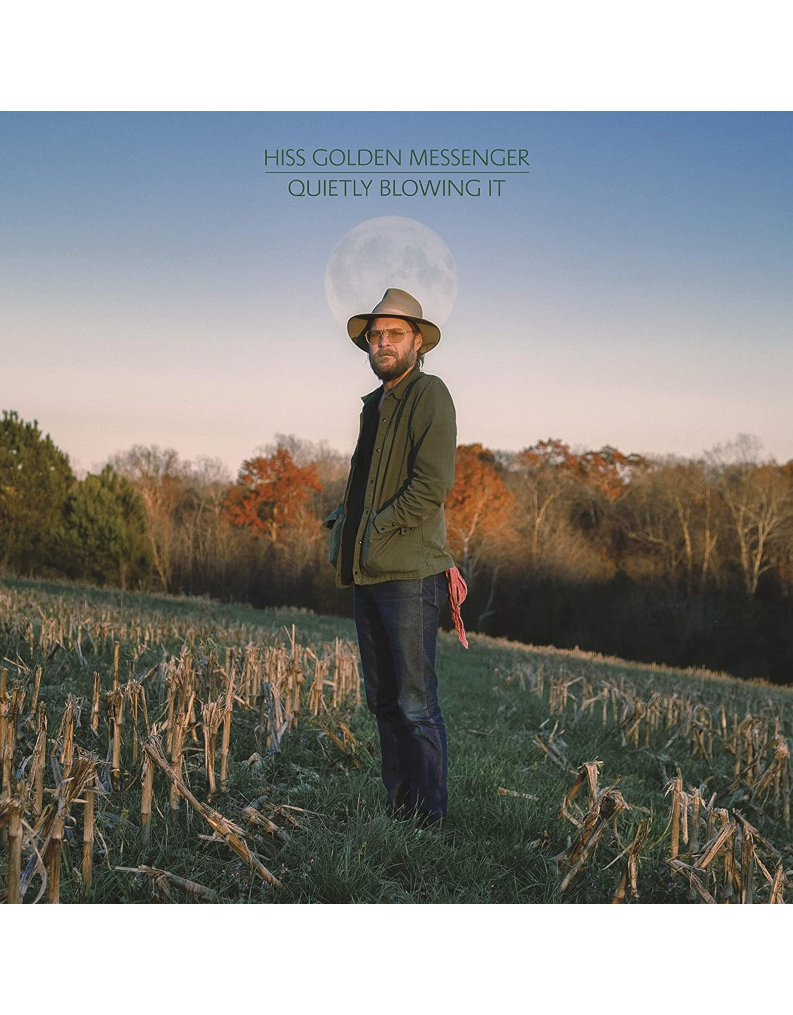 Hiss Golden Messenger - Quietly Blowing It (Exclusive Blue Vinyl)