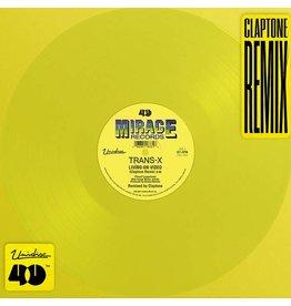 "Trans X - Living On Video EP (12"" Single) [Yellow Vinyl]"