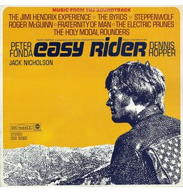 Various - Easy Rider (Music From The Film) [Clear Vinyl]