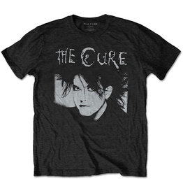 The Cure / Robert Smith Portrait Tee