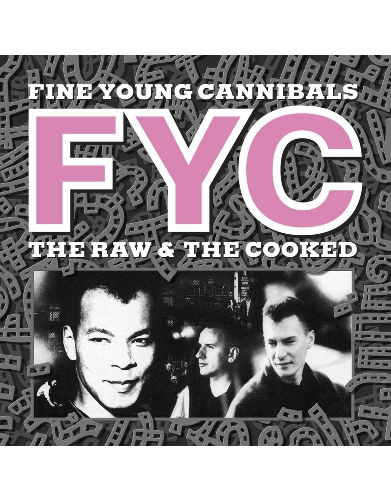 Fine Young Cannibals - The Raw & The Cooked (White Vinyl)