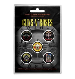 Guns N' Roses / Classic Albums Button Pack