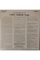 Chet Baker - Sings: It Could Happen To You (2019 Mono Remaster)