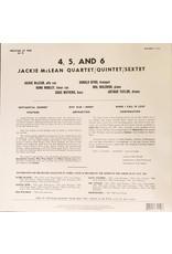 Jackie McLean - 4,5, and 6