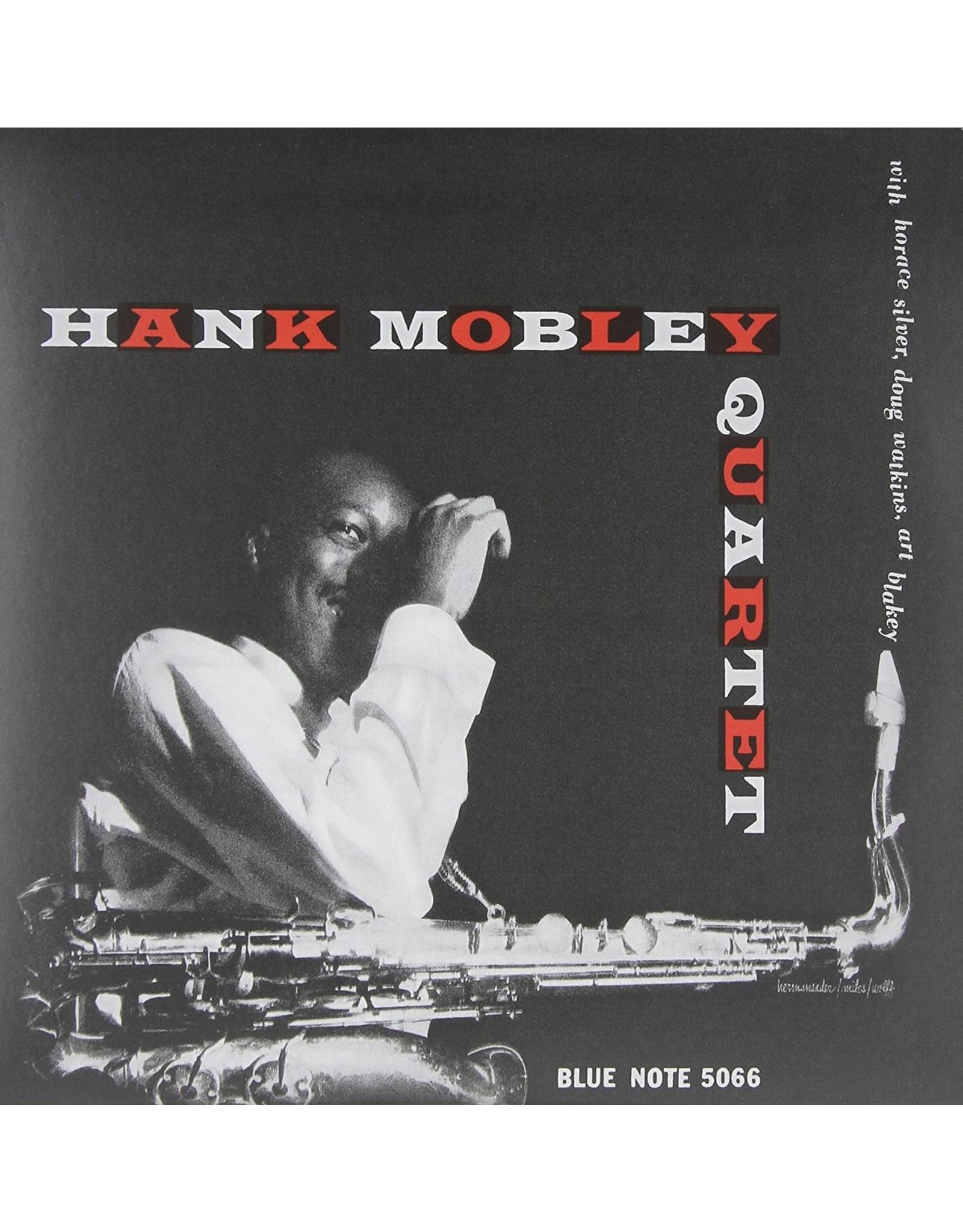 Hank Mobley - Hank Mobley Quartet