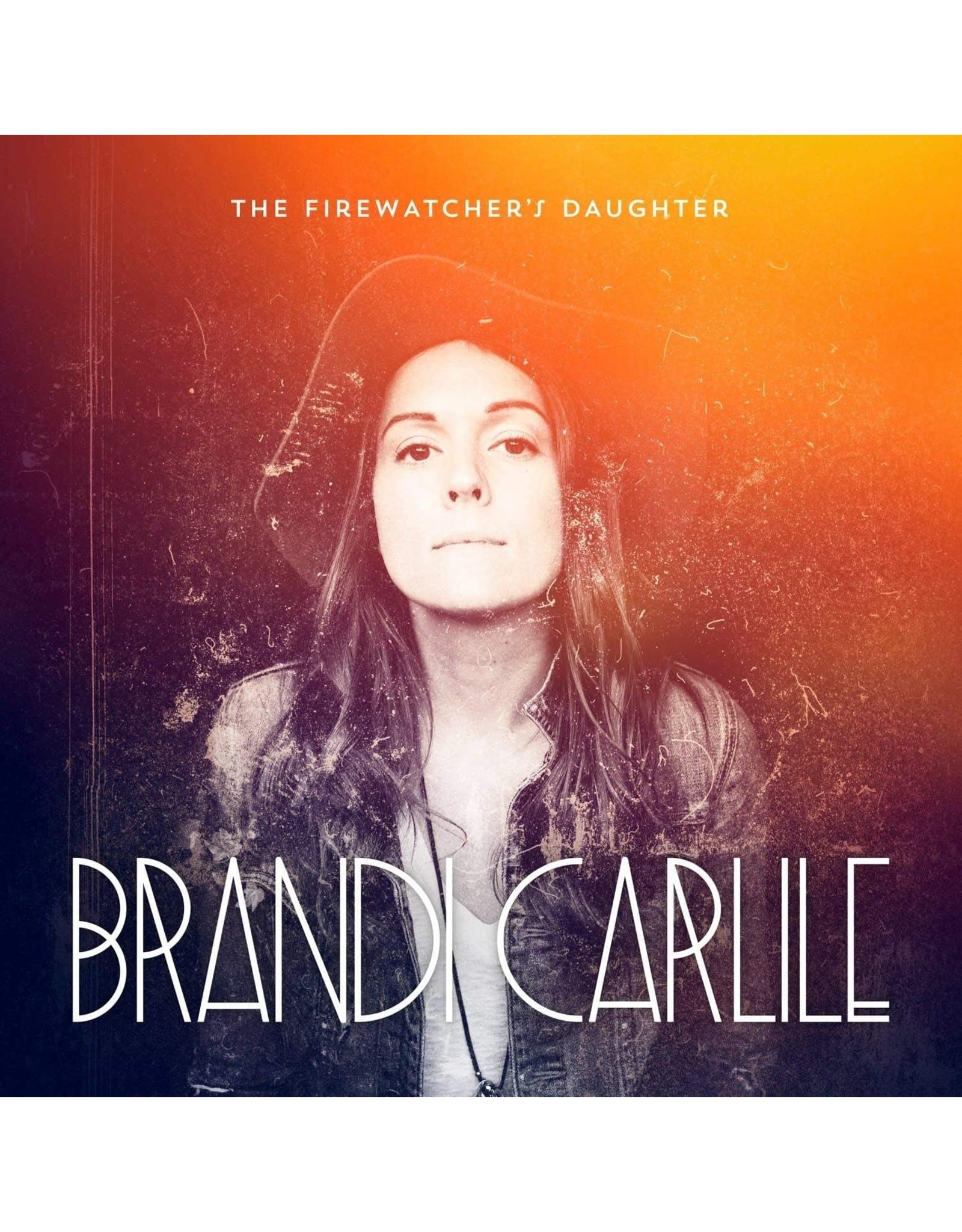 Brandi Carlile - The Firewatcher's Daughter (White Vinyl)
