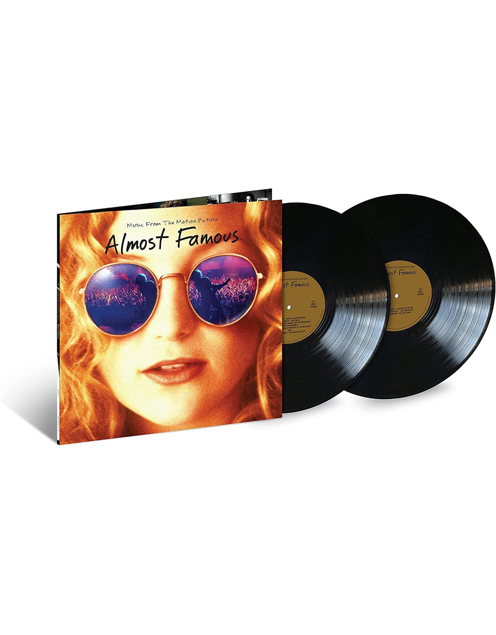 Various - Almost Famous (Music From The Film) [20th Anniversary]
