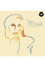Joni Mitchell - The Reprise Albums (1968 - 1971) [4LP]