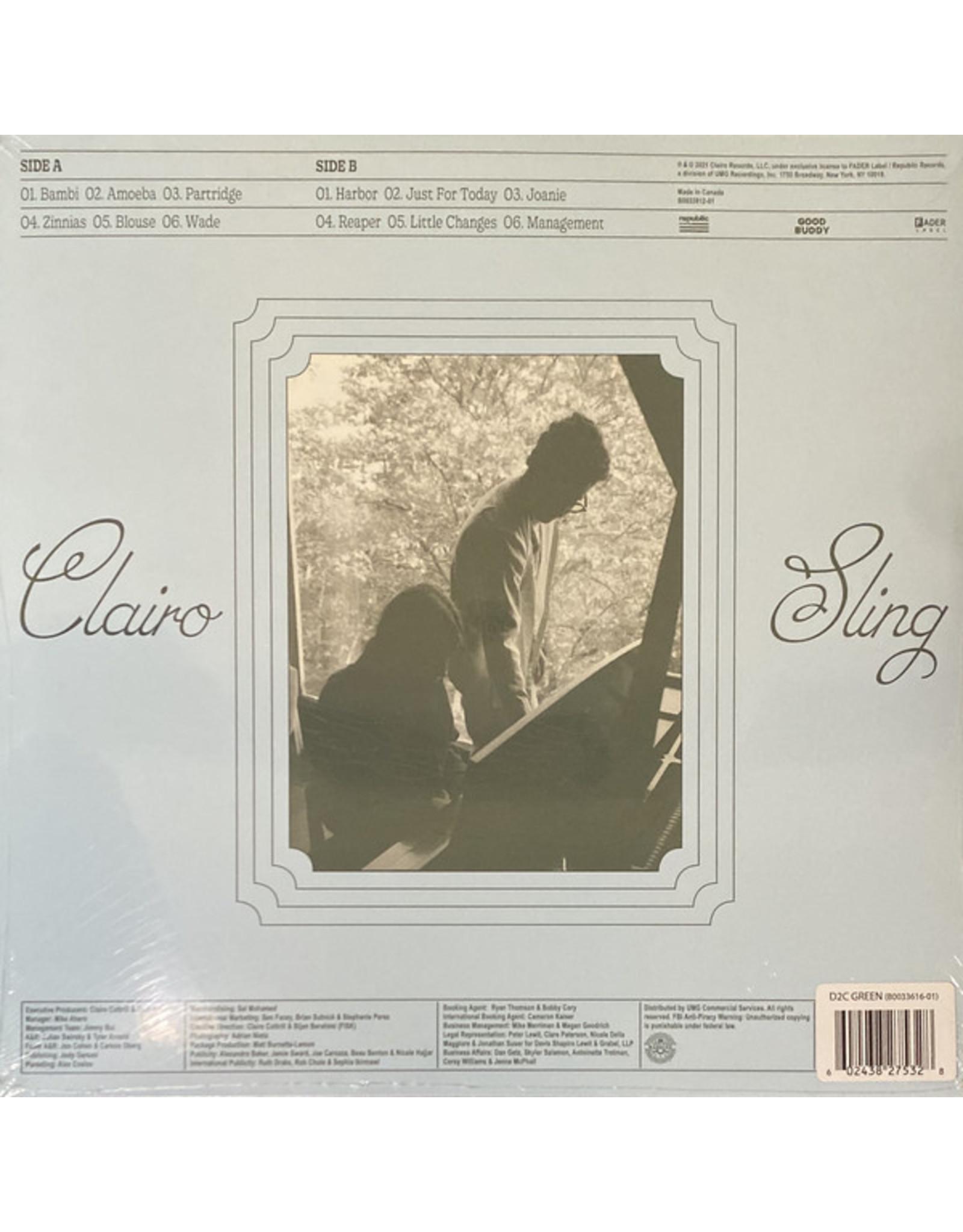 Clairo - Sling (Exclusive Green Vinyl)