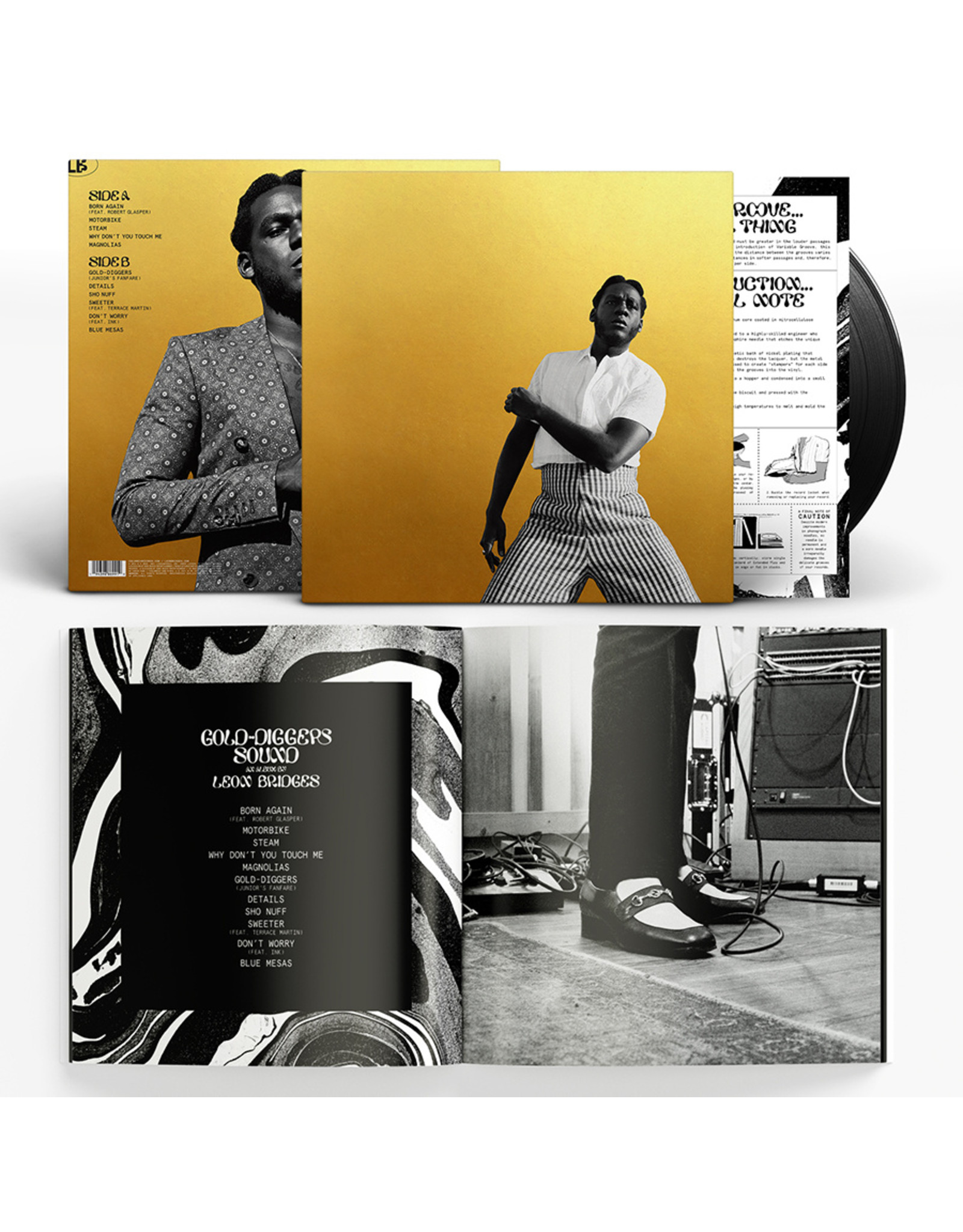Leon Bridges - Gold-Diggers Sound (Exclusive Alternate Cover)