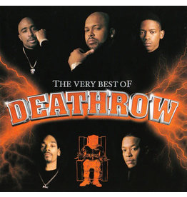 Various - The Very Best of Death Row Records