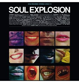 Various - Soul Explosion: STAX Records (50th Anniversary)