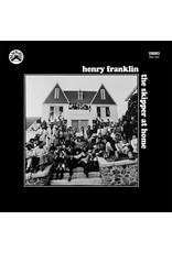 Henry Franklin - The Skipper At Home (Exclusive Orange Splatter Vinyl)