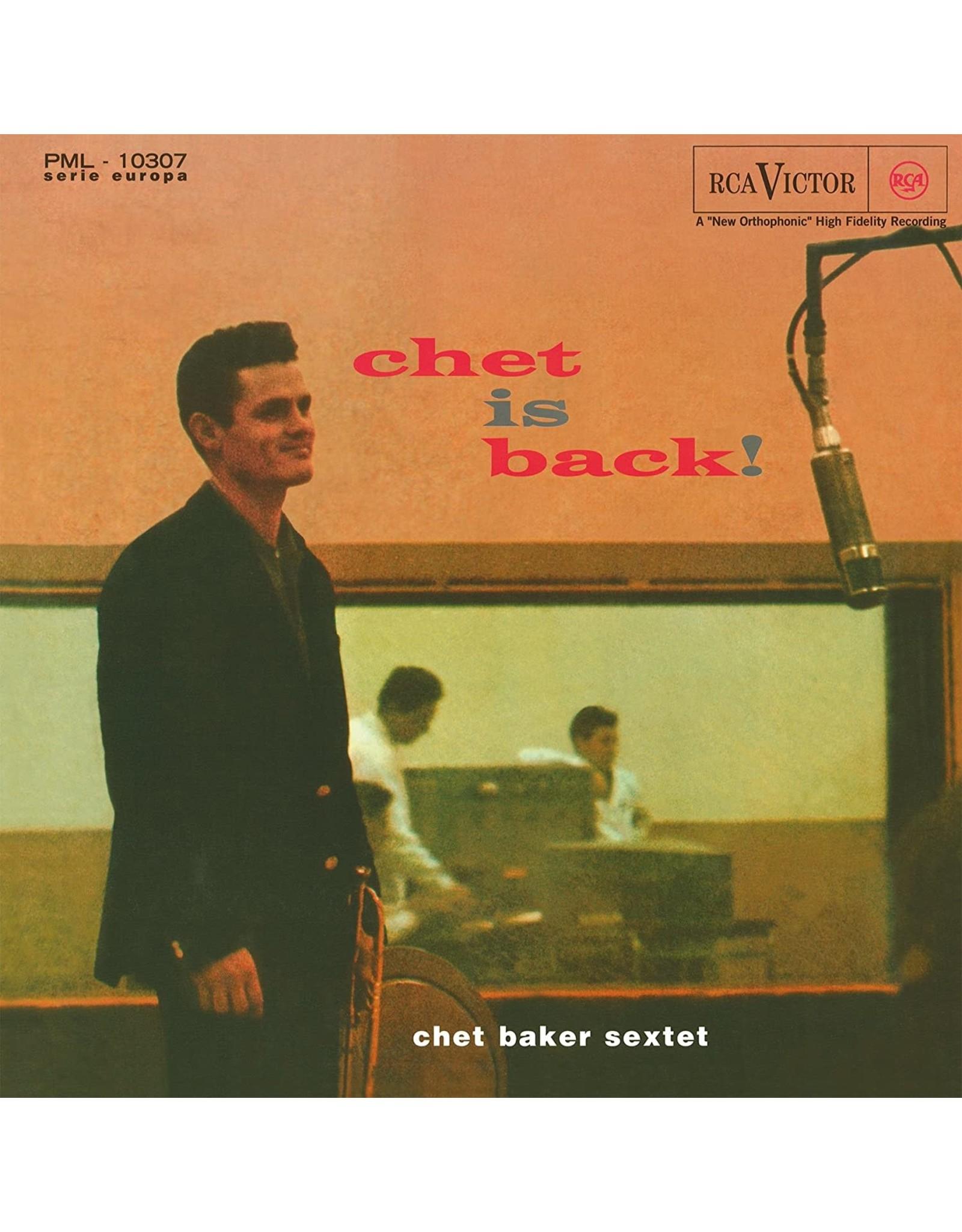 Chet Baker - Chet Is Back! (Music On Vinyl)