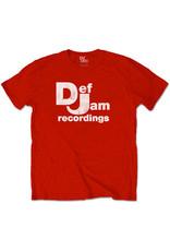 Def Jam Recordings / Classic Logo Tee
