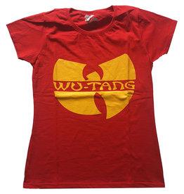 Wu-Tang Clan / Classic Logo Women's Tee