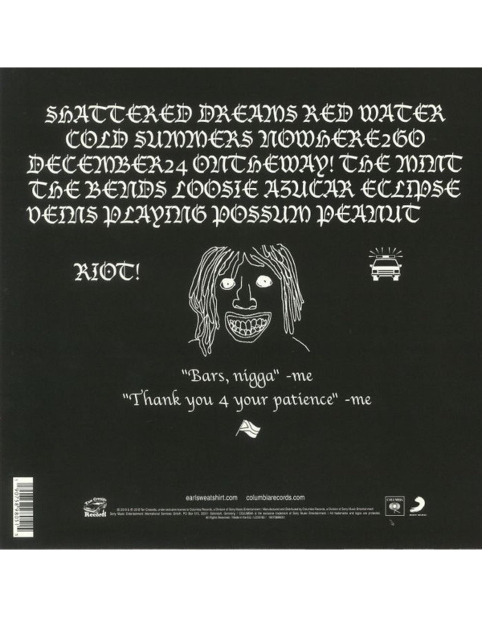 Earl Sweatshirt - Some Rap Songs (UK Edition)