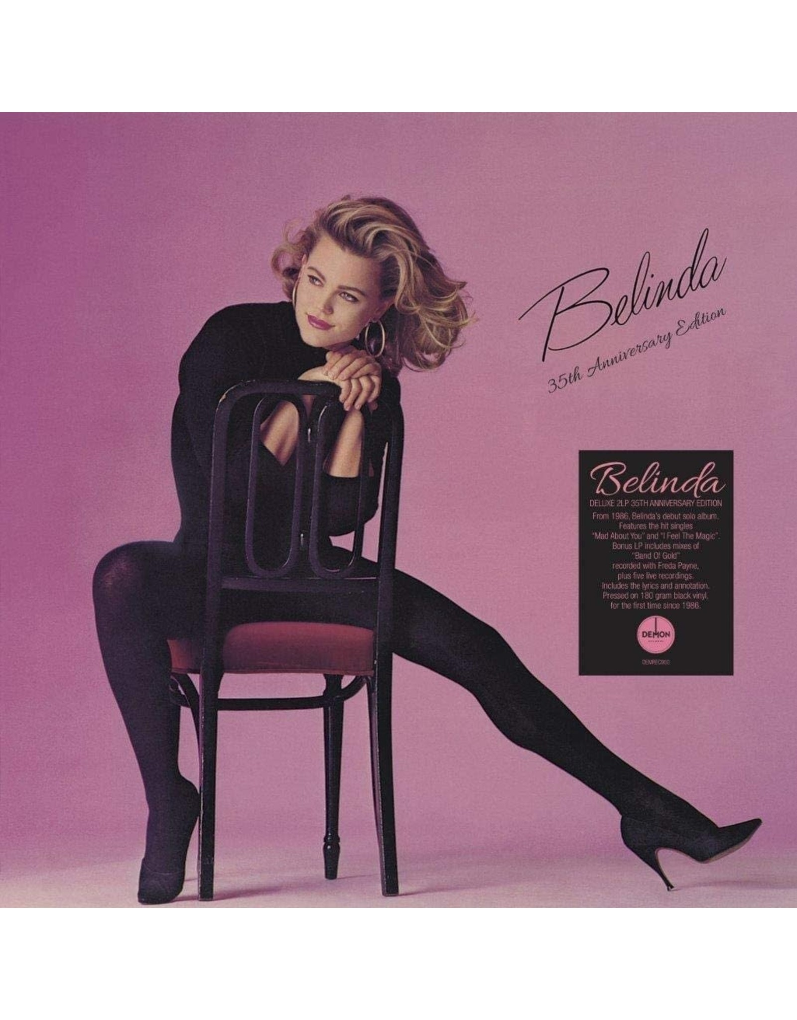 Belinda Carlisle - Belinda (35th Anniversary) [Expanded Edition]