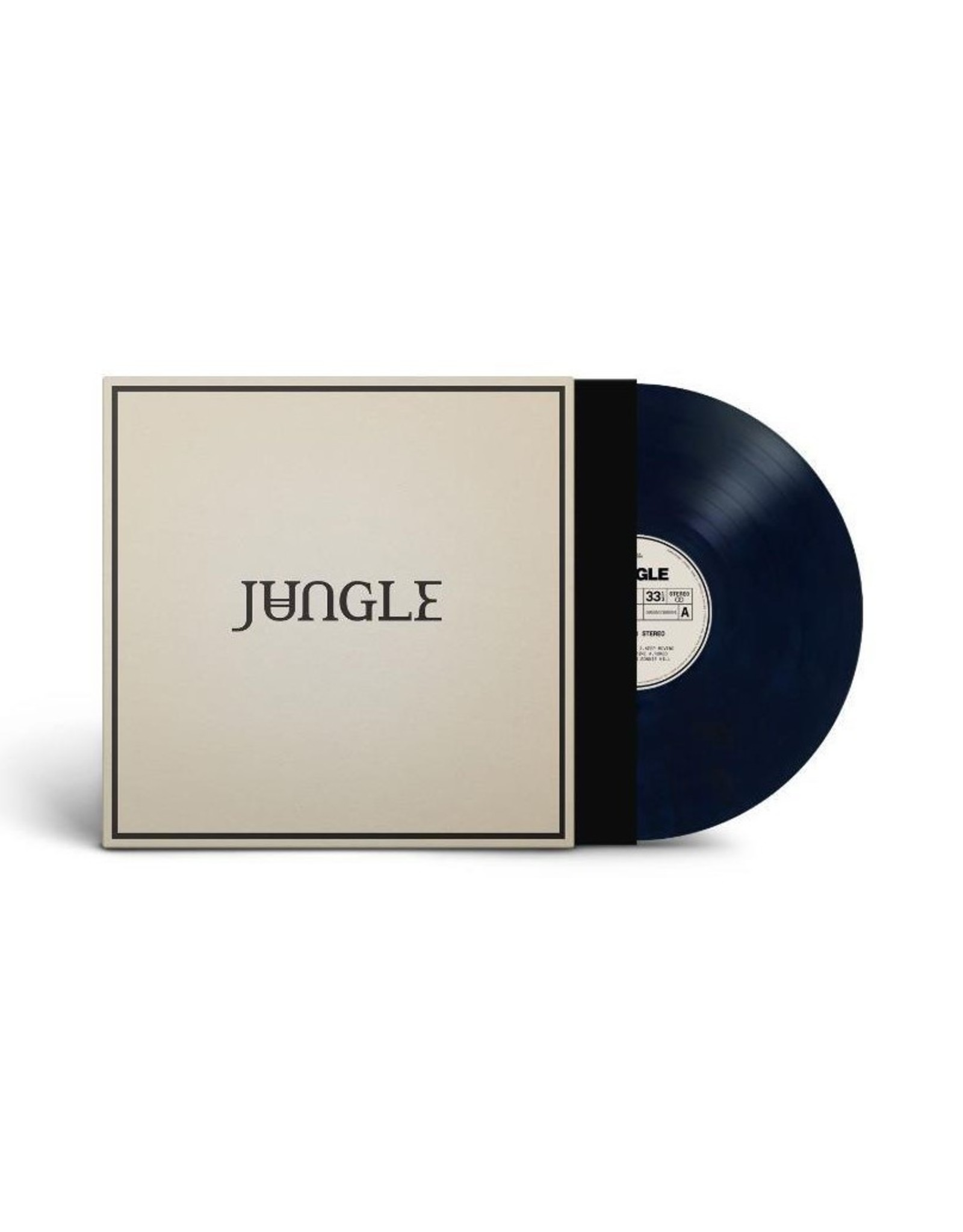 Jungle - Loving In Stereo (Exclusive Dark Blue Marble Vinyl)