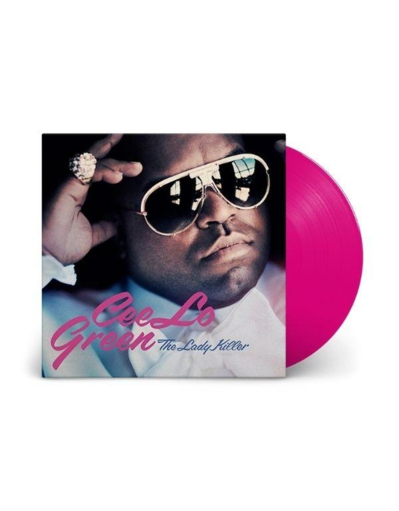 Cee Lo Green - The Lady Killer (Hot Pink Vinyl)