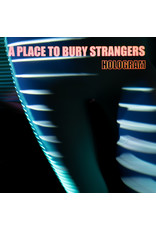 A Place To Bury Strangers - Hologram (Exclusive Blue / Red Splatter Vinyl)