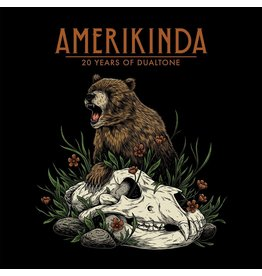Various - Amerikinda: 20 Years Of Dualtone
