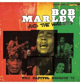 Bob Marley - The Capitol Session '73 (Green Marble Vinyl)