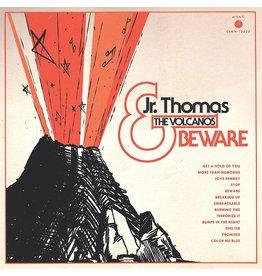 Jr. Thomas & The Volcanos - Beware (Exclusive Orange Vinyl)