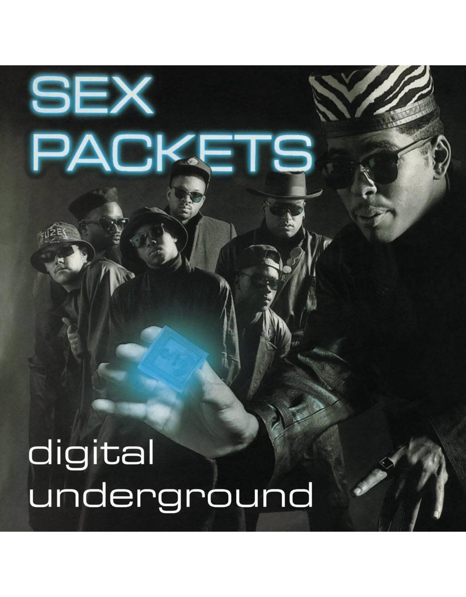Digital Underground - Sex Packets (Clear Blue Vinyl)