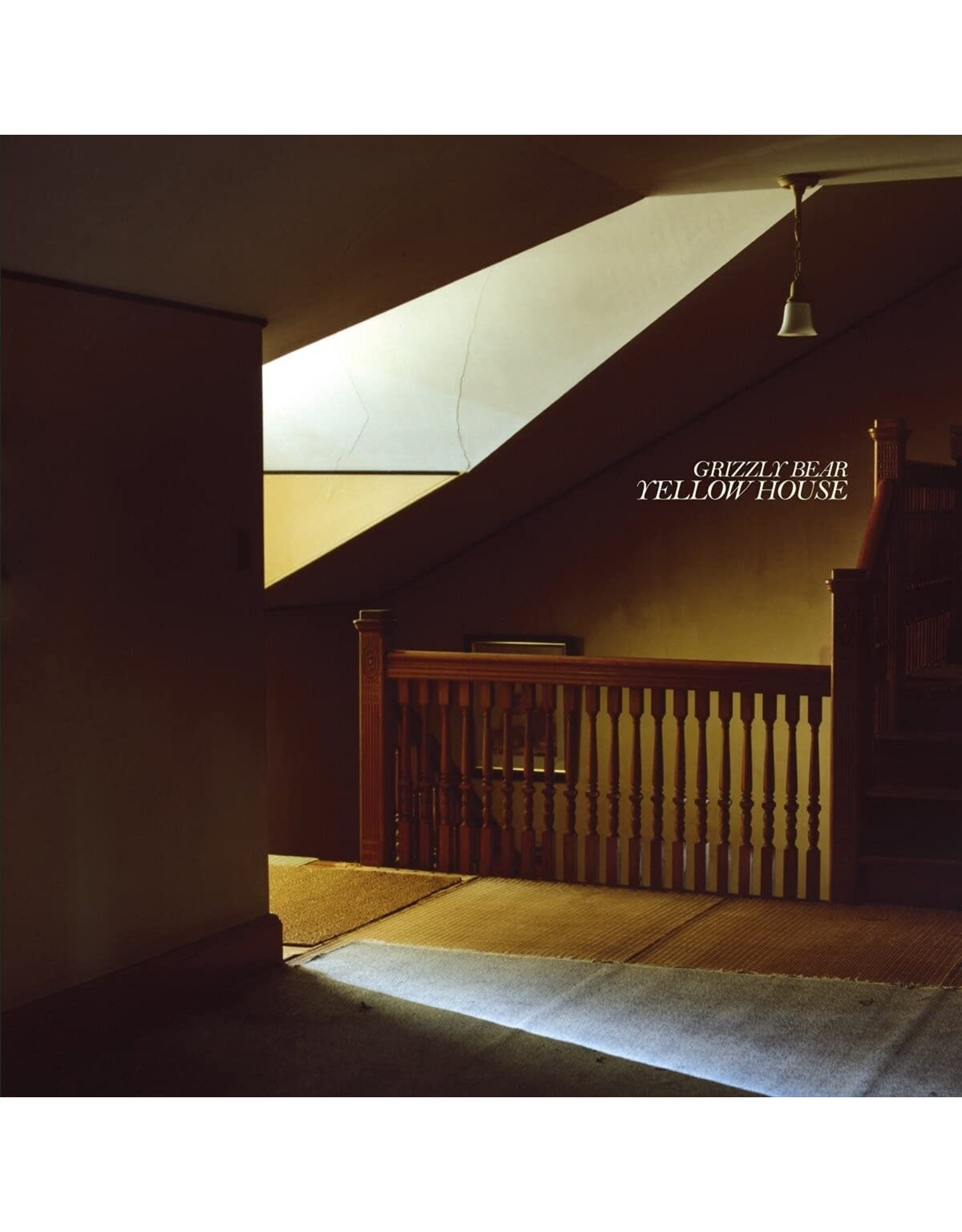 Grizzly Bear - Yellow House (Exclusive Clear Vinyl)