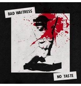 Bad Waitress - No Taste (Red Vinyl)