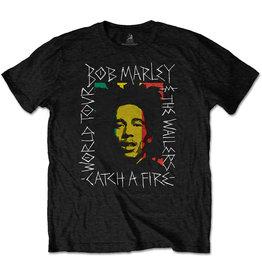 Bob Marley / Catch A Fire Tour Tee