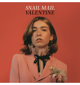 Snail Mail - Valentine (Exclusive Gold Vinyl)