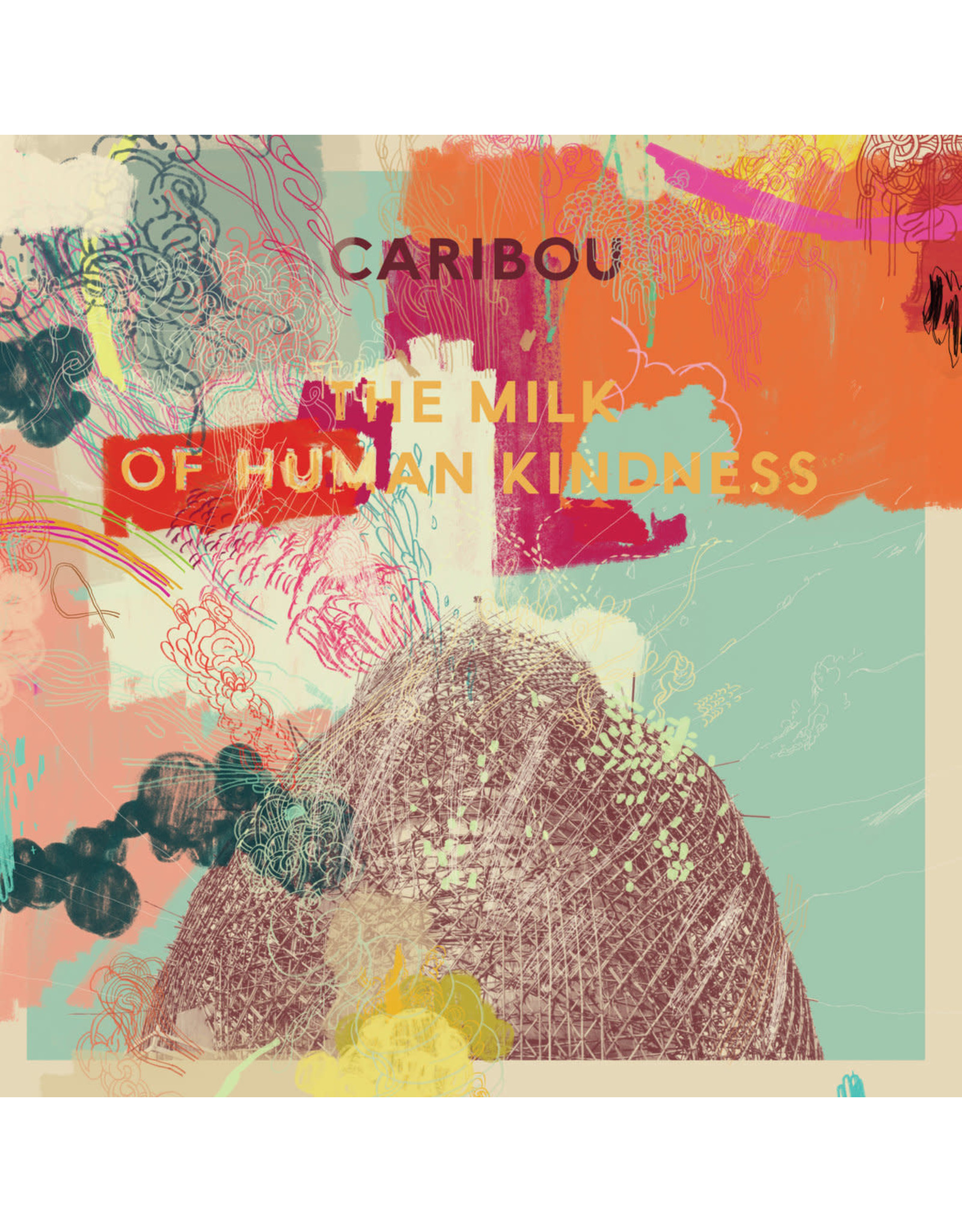 Caribou - The Milk Of Human Kindness (Exclusive Vinyl