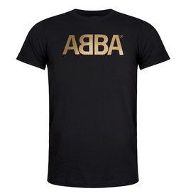 ABBA / Classic Gold Logo Tee