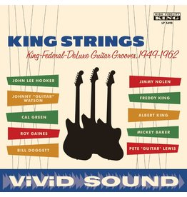 Various - King Strings: King-Federal-Deluxe Guitar Grooves