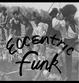 Various - Eccentric Funk (Lime Green Vinyl)