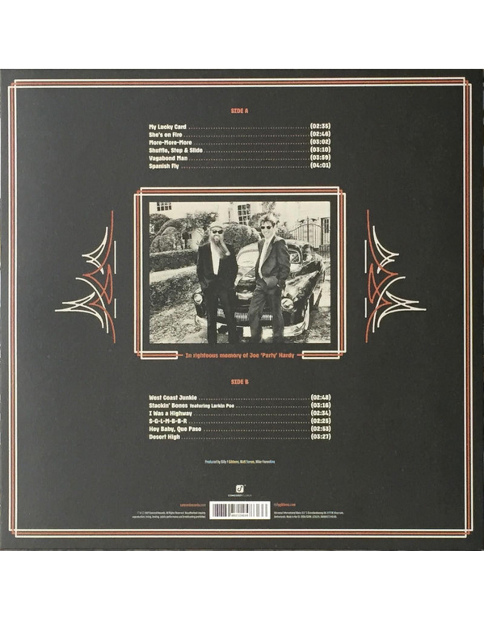Billy F. Gibbons - Hardware