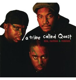 A Tribe Called Quest - Hits, Rarities and Remixes
