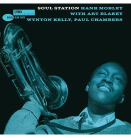 Hank Mobley - Soul Station (Blue Note Classic)