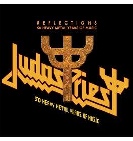 Judas Priest - Reflections: 50 Heavy Metal Years of Music (Red Vinyl)