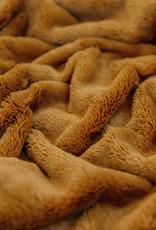 Saranoni Lush Receiving Blanket  Camel