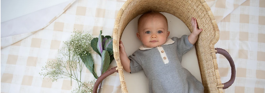Treat your little ones to sustainable baby items!