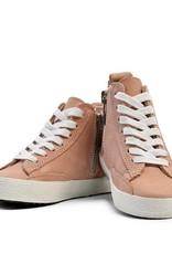 Piper Finn Piper Finn High Top Sneakers  Blush