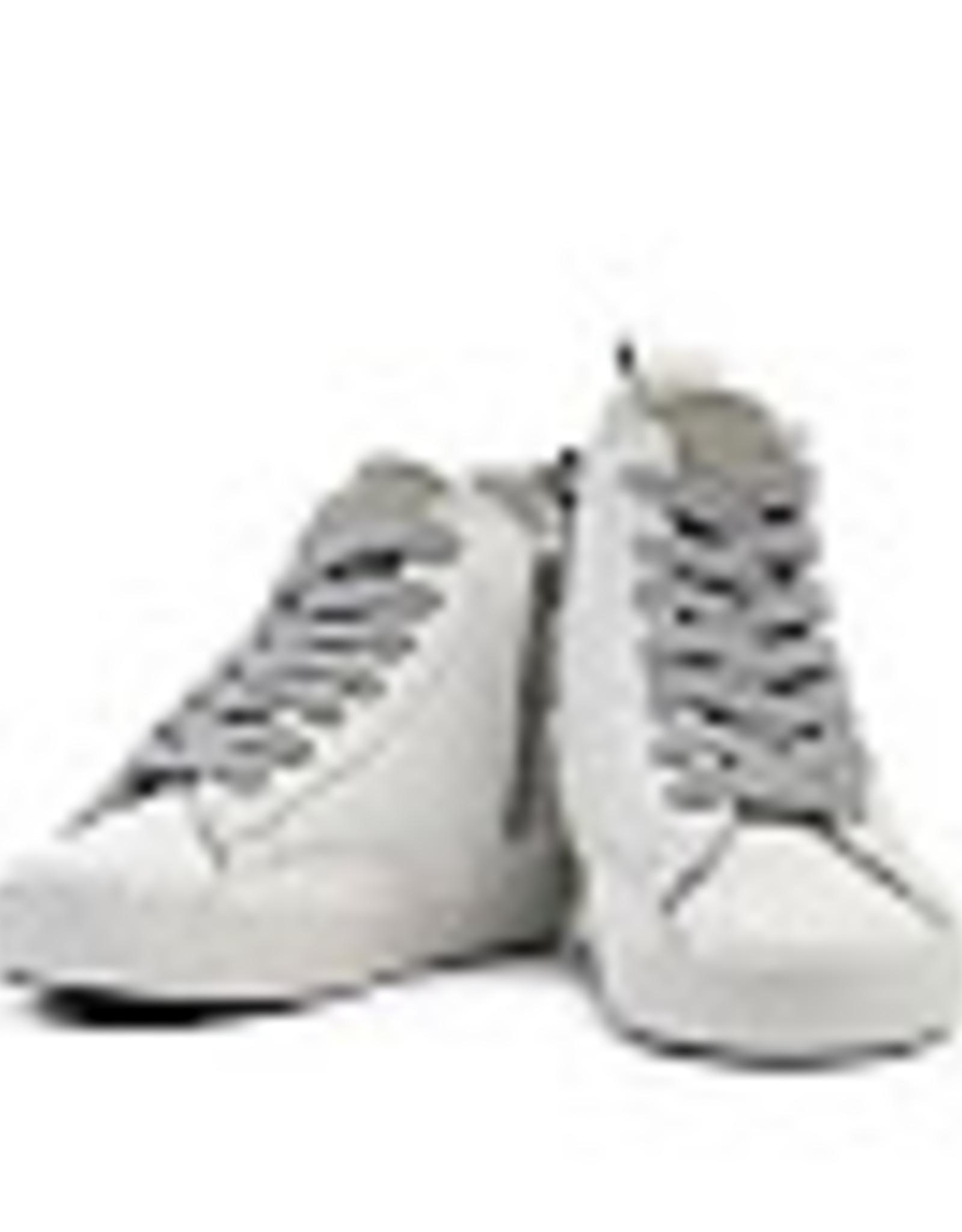 Piper Finn Piper Finn High Tops in White Size 3