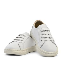 Piper Finn Piper Finn Low Top Sneaker  White Size 7