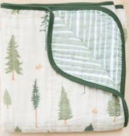 Saranoni Pine Muslin Quilt